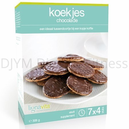 Lignavita Koekjes met Chocolade