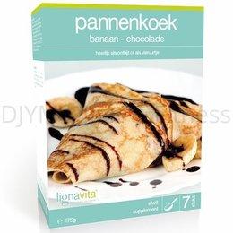 Lignavita Pannenkoek Banaan-Chocolade