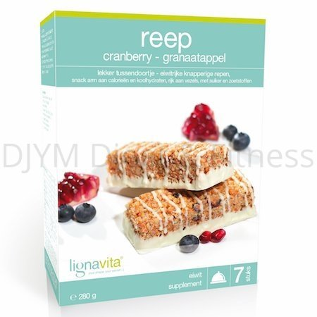 Lignavita Lignavita Reep met Cranberry en Granaatappel