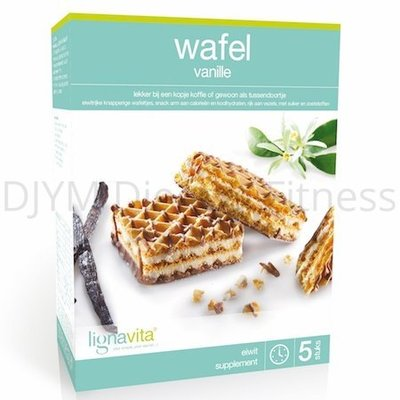 Lignavita Vanille Wafel