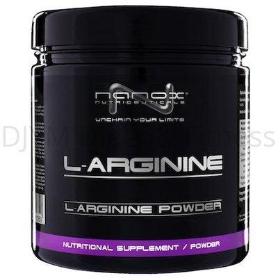Nanox L-Arginine HCL Powder