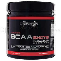 Nanox BCAA Shots 5000 Pro