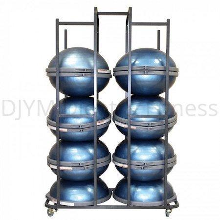 Opbergkar voor 14-18 BOSU Balance Trainers