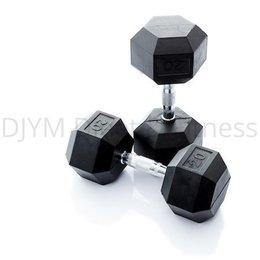 Muscle Power Hexa Dumbell 1 - 25 kg