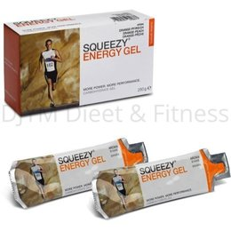 Squeezy Energy Gel Minipack