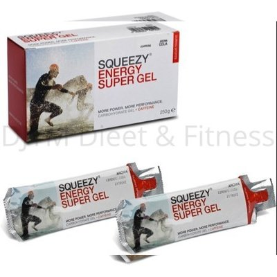 Squeezy Energy Super Gel Minipack