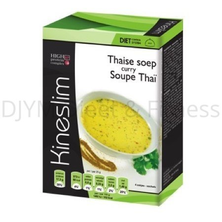 Kineslim Thaise Currysoep