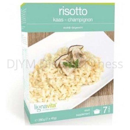 Lignavita Lignavita Risotto kaas champignon
