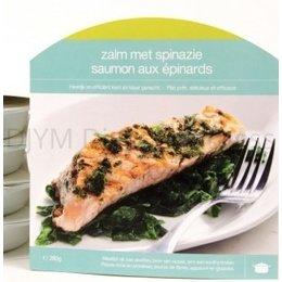 Lignavita Schotel zalm met spinazie 280 gram