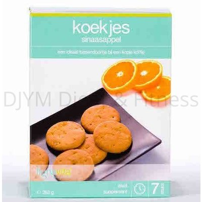 Lignavita Koekjes sinaasappel