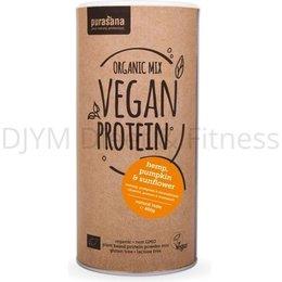Purasana Vegan Proteine Zonnebloem, Henep, Pompoen
