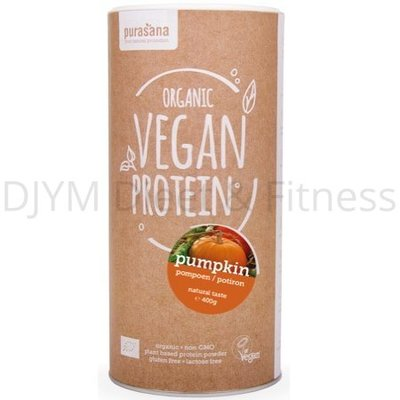 Purasana Vegan Proteine - pompoenproteine 65%