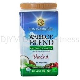 Sunwarrior Erwten, Hennep en Gojibessenproteïne