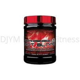 Hot Blood Preworkout