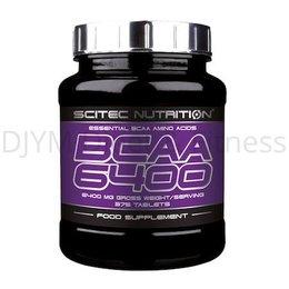 Scitec Nutrition BCAA 6400 tabs