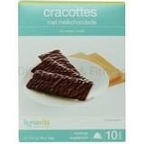 Lignavita Cracottes met melkchocolade omhulsel