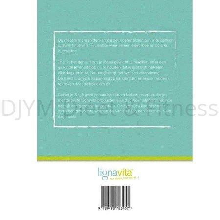 Lignavita Lignavita kookboek Geniet je slank