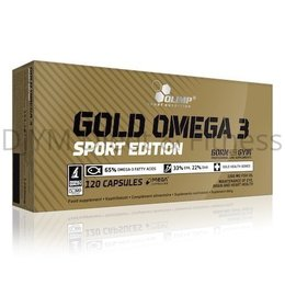 Olimp Gold Omega 3 Sport Edition Olimp