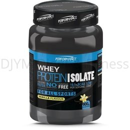 Performance Whey Protein Isolaat