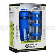 Blender Bottle ComboPak Blauw 820 ml