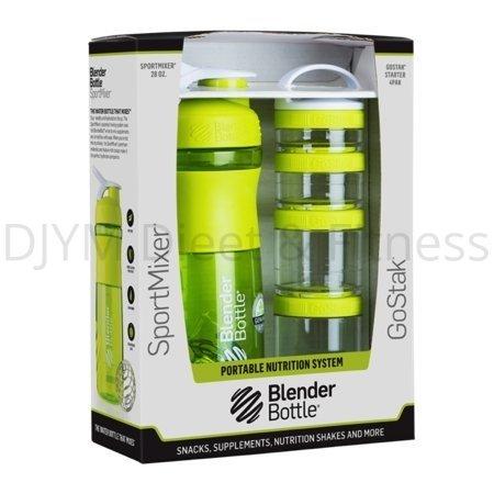 Blender Bottle Blender Bottle ComboPak Groen 820 ml