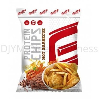 Got7 Proteine Chips Hot Barbecue