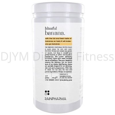 Rainpharma Rainshake Blissful Banana