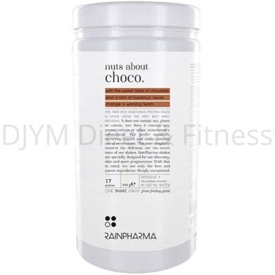 Rainpharma Rainshake Nuts about Choco