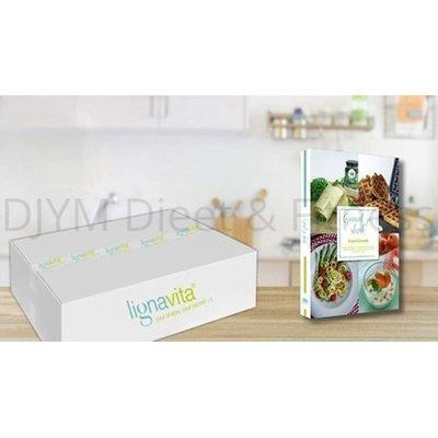 Lignavita Kookboekbox met producten