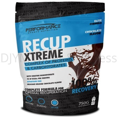 Performance Performance Recup Extreme 750 gram