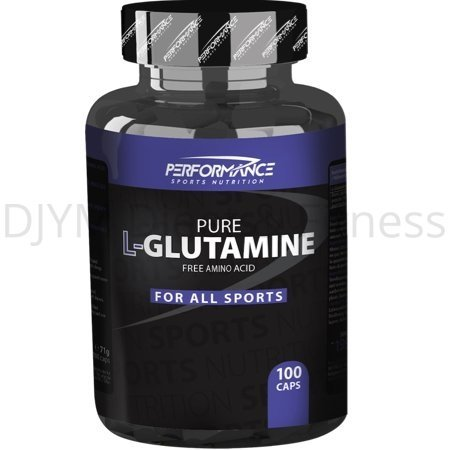 Performance Performance Glutamine 100 caps