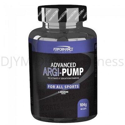 Performance Argi-Pump 90 caps