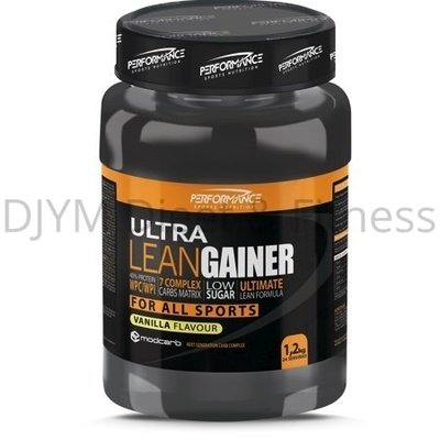Performance Ultra Lean Gainer 1,2 kg