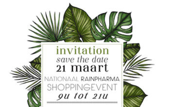 RainPharma Shopping Event