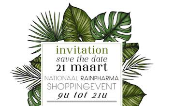 RainPharma Shopping Event