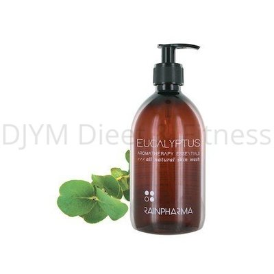 Rainpharma Skin Wash Eucalyptus 500ml