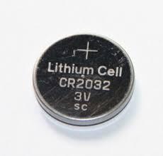 Kinetic - Varta -  GP Batterij CR2032