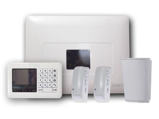 DSC DSC Wireless starterskit