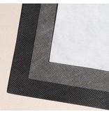 PP-Spinnvliesstoff 80 g/m², Schwarz, Breite 160 cm, 250 m