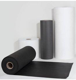 PP-Spinnvlies 100 g/m², Schwarz, Breite 100 cm, 250 m, B1