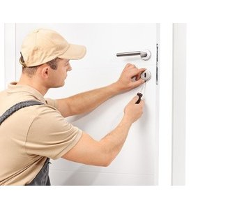 Key broken off, remove key