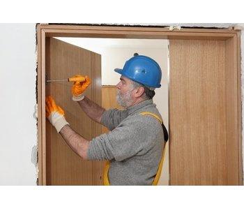 Door does not shut, Adjusting door