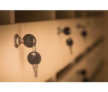 Opening and Changing Mailbox Locks.