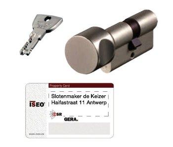 Iseo Iseo CSR9 Plus Security Cylinder