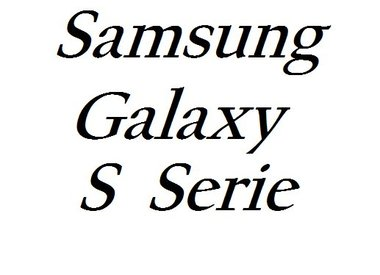 S Serie (S5, S6, S7 Edge, S8, S8 plus, S9, S9 Plus)