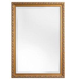Bonalino - betaalbare spiegel met barok gouden kader