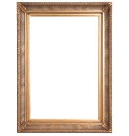 Bari - Gouden kader van hout met ornament