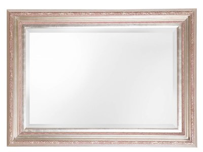 Montpellier - Zilver (met spiegel)