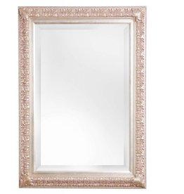 Zaragoza - spiegel met barok zilveren kader