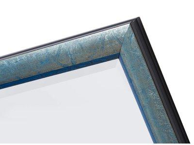 Atessa - Blauw (met spiegel)